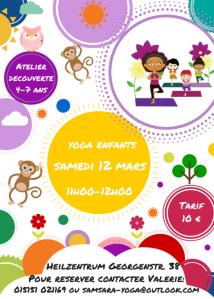 Yoga affiche