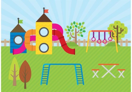 playground-vector