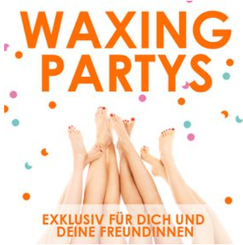 waxing partys senzera